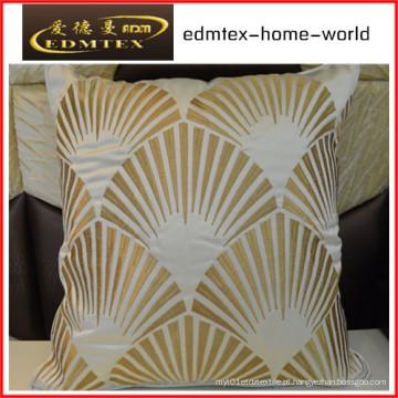 Bordados decorativos almofada de veludo de moda travesseiro (EDM0313)