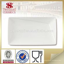 China, vajilla, fabricantes, feliz cumpleaños, francés, placa de cerámica