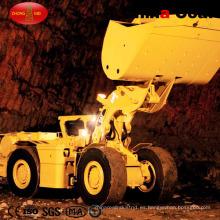 Cargadora de roca subterránea Hcy-2