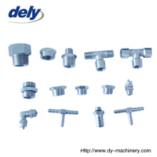 Nickel Plated Brass Push In Fittings (pt, R, Bspt, Npt)