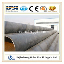 API 5L X60 hot rolled steel pipe