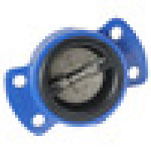 BUNA -N rubber Lining wafer check valve