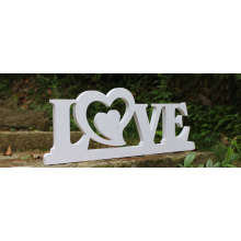 Beautiful Wooden Letters Home Decoration