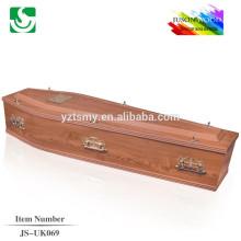 Cercueil traditionnel européen du fournisseur chinois-vente directe