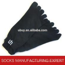 Herren-Baumwoll-Zehen-Sport-Socke