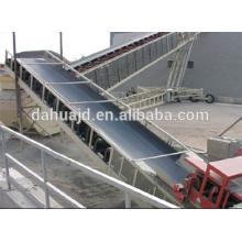 Building industrial use conveyor belt heat resistant rubber conveyor belt