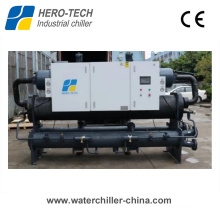 Hotel Central Air Condition Water Cooled Screw Chiller 240HP