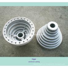 Piezas de aluminio de arena de fundición (HG-1992)