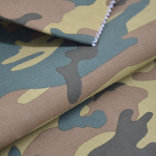 T/C Camouflage Printed Fabric