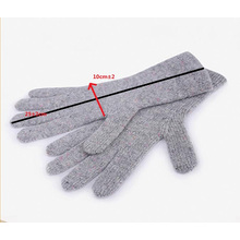 Wholesale Mongolian Cashmere Gloves Women And Men Wool Gloves
