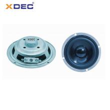 89mm 3.5 inch 8ohm 5w neodymium speaker