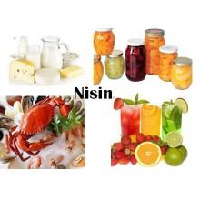(Nisin) - = Nisin alimentaire additif