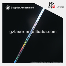 New design hologram tear tape for garment sticker