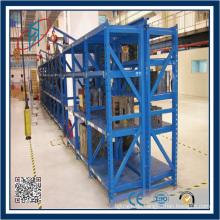 Hochleistungs-Schubladen-Rack-System, Stahlform-Aufbewahrungsregal