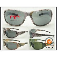 Bonne conception et lunettes de soleil de sport à vente chaude avec transfert de papier (WSP506200)