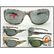 Nice Design and Hot Selling Sports Sunglasses with Paper Transfer (WSP506200)