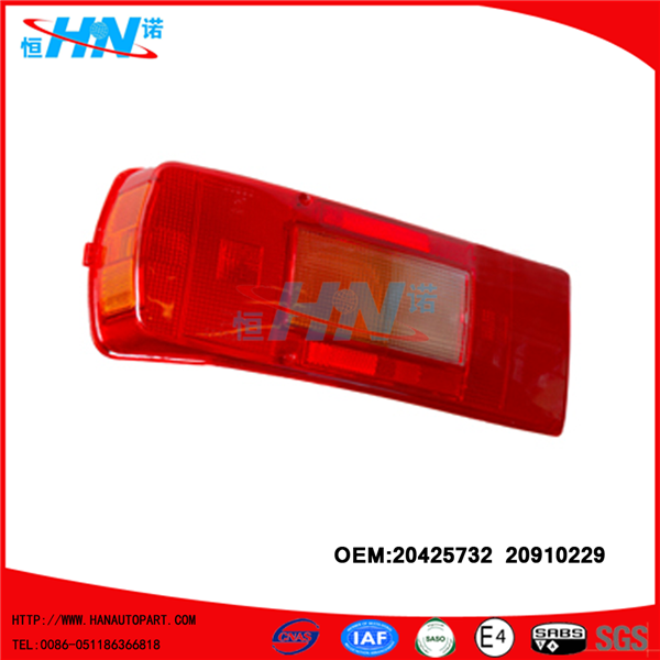 Tail Lamp Lens 20425732 20910229 Trcuk Accessories