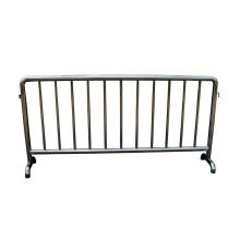 Temporary Fence with PVC or Metal Feet