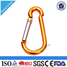 Alibaba Top Supplier Wholesale Custom Different Mini Carabiner Wholesale