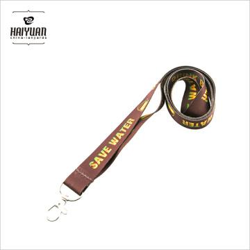 Sublimation Lanyard con logotipo Cantidad personalizada No Minimum with Trade Cerurance Protection
