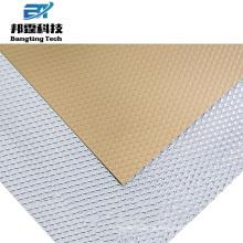 3003 3004 3105 H12 H14 H16 rollo de aluminio placa de diamante 2 mm de espesor