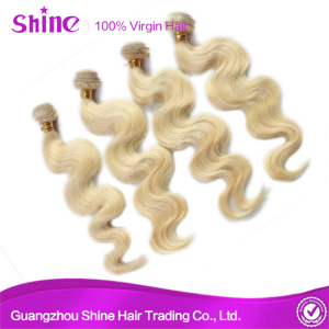 Hot Sale Blonde 613 100 Human Hair Extension