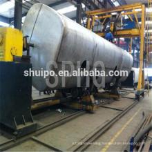 Automatic tank truck girth welding machine