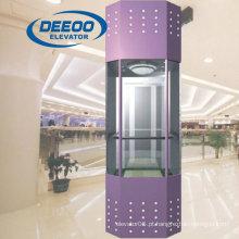 Elevador de observação tipo elevador tipo cápsula