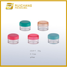 20G plastic cream jar