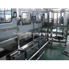 Água potável automática completa linha de enchimento de 5 galões / escolha de engarrafamento da qualidade do equipamento