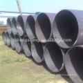 ASTM53 Zeitplan 40 80 24 Zoll schwarz erw geschweißte Stahlablaufleitung