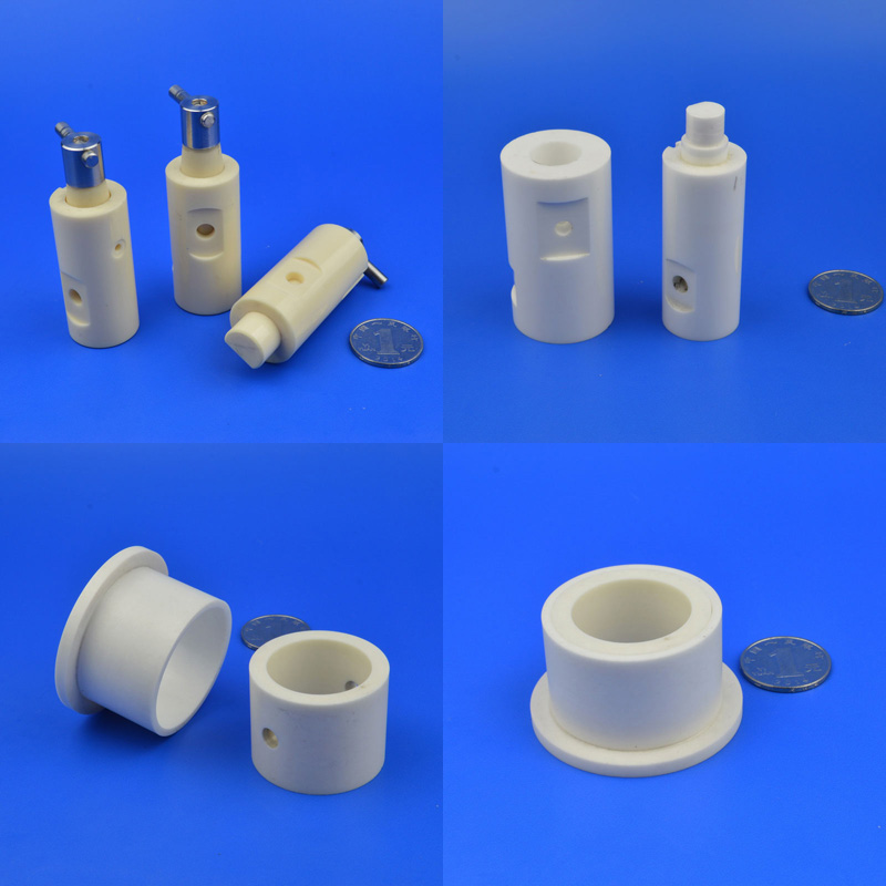 Zirconia Ceramic Disc Filling Valve