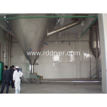 Ternary material dryer