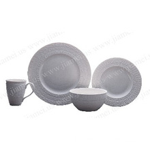Porcelain Dinnerware - Plate, Mug, Teapot, Bowl/ Dinnerware sets