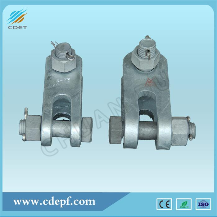 Z Type Clevis Tongues For Transmission Line