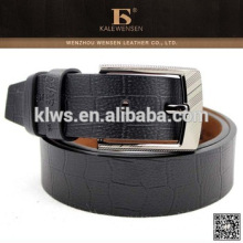 Hot New Products 2016 black New Genuine Pu Belt
