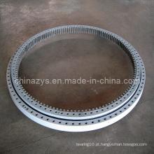 Zys Material 42CrMo Guindaste Escavadeira Spading Uso Rolamento de giro 013.30.500