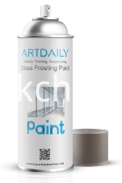 Glass Frosting Paint