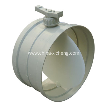 Manual control duct valve,China HVAC air duct damper