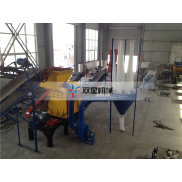 Tire Rubber Machinery Tire Crusher en venta