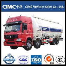 Sinotruk HOWO 8*4 Bulk Cement Tanker Truck