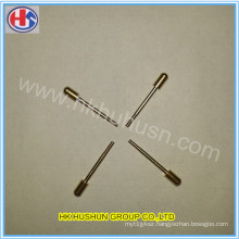 Customized Round Plug Pins, Connector Pins with Metal (HS-BS-0005)