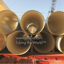 3LPP Coated SAW Steel Pipes