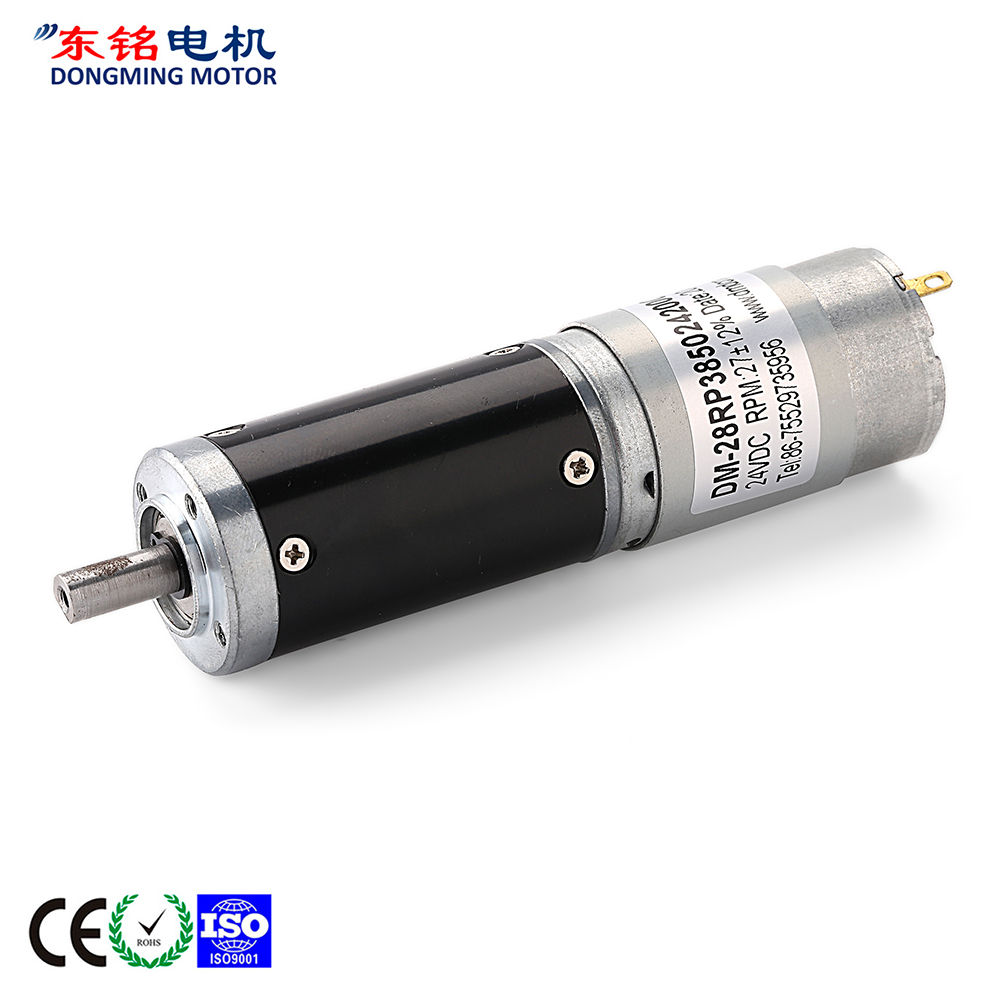 dc variable speed motor