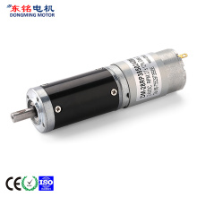 12v 28mm planetary gear motor