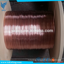 China SUS 316L brass copper coated wire manufacturer