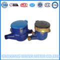 Medidor de água doméstico com jacto múltiplo B dn15-dn40
