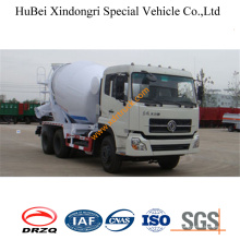 10cbm Dongfeng Concrete Mixer Truck Euro3