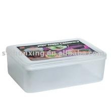 os artigos os mais populares frescos que mantêm a caixa uma vez usam o recipiente de alimento ou recyclable