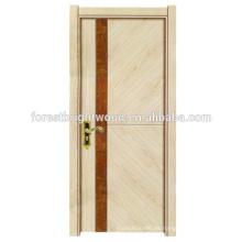 Puerta Interior de madera melamina con canto de PVC